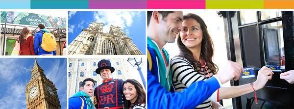 Un lasciapassare per le migliori attrazioni e i monumenti di Londra
