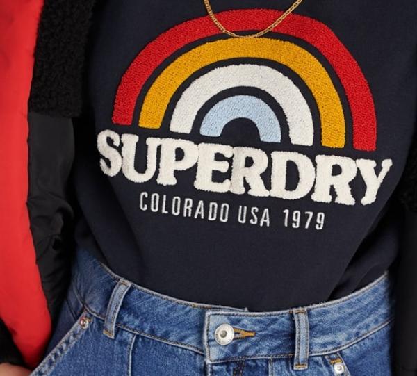 T-Shirt e pantaloni Superdry