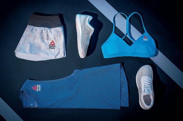 Reebok abbigliamento sport donna CrossFit