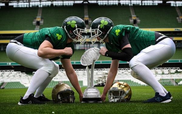 Sponsorship Aer Lingus College Football