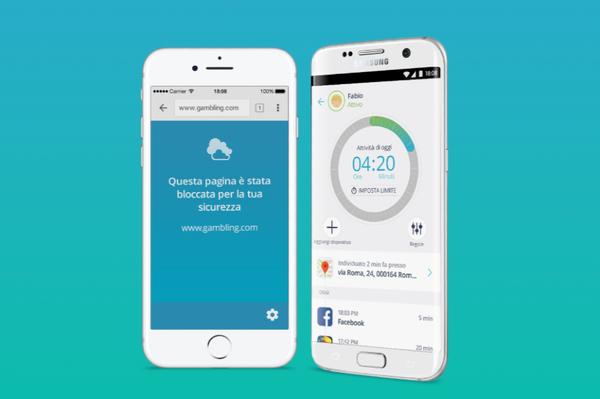 Qustodio app gratuita per il controllo genitoriale su Internet