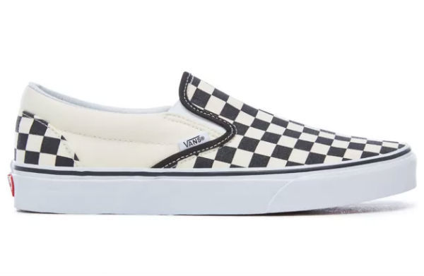 SCARPE CLASSIC SLIP-ON CHECKERBOARD