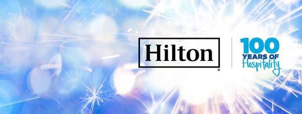 Hilton 100 anni di esperienza