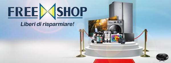 Freeshop elettronica di consumo