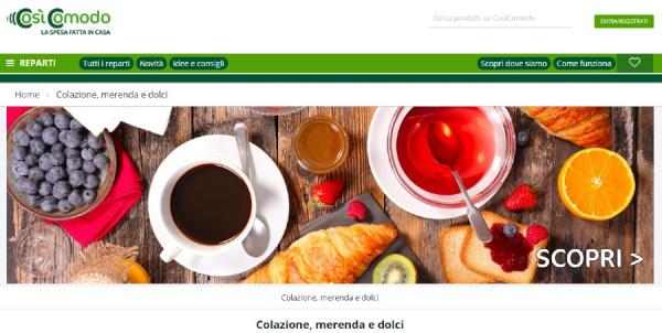 Cosicomodo homepage