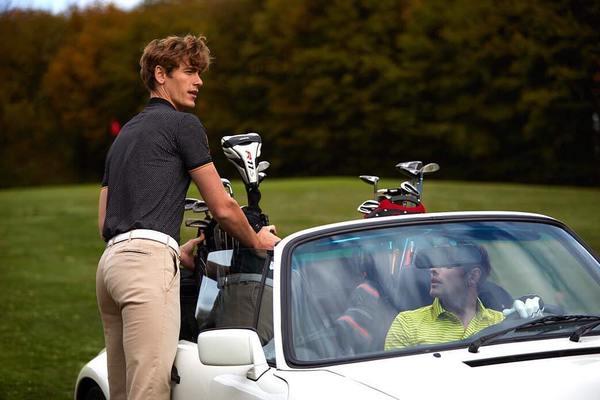 Meyer Exclusive Golf pantaloni da golf