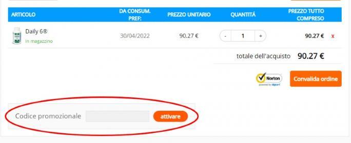 Risparmiare con un codice sconto Supersmart.com