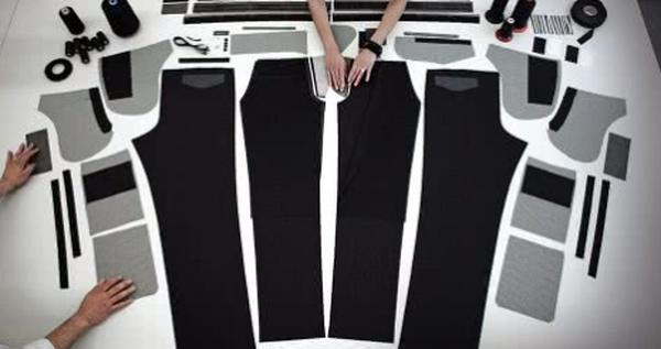 Meyer Hosen pantaloni di arte sartoriale