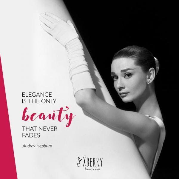 L'icona di stile Audrey Hepburn