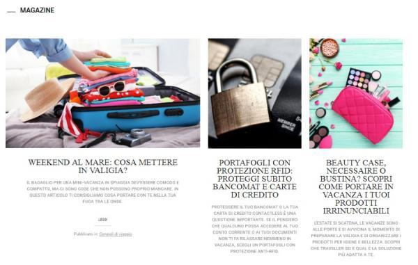 il magazine online di Bagalier e le novità borse e moda